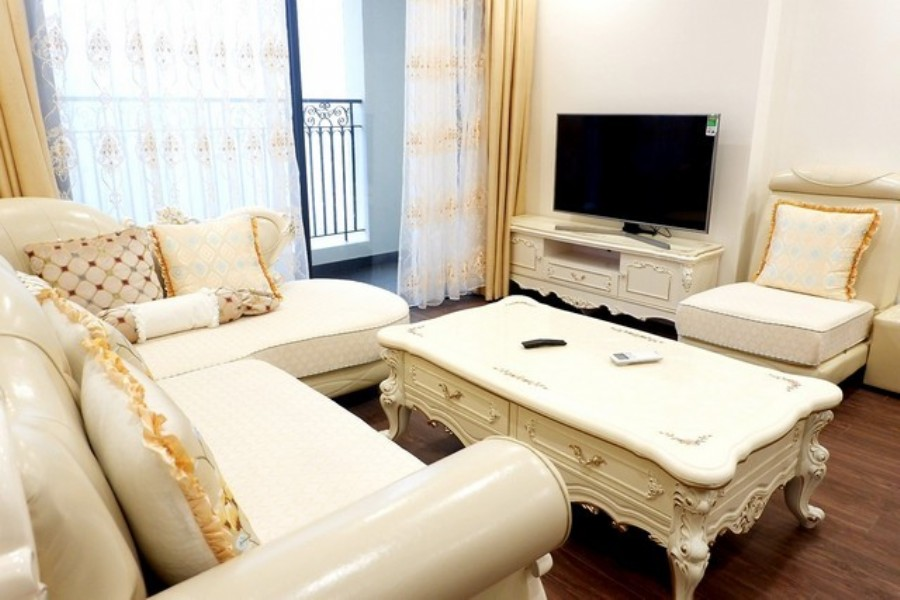 Luxurious and royal apartment for rent in R3 Sunshine Riverside 1